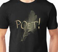 Poet Unisex T-Shirt