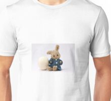 Easter Egg and Bunny Unisex T-Shirt