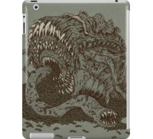 What the hell... ? iPad Case/Skin