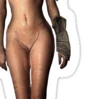 Sticker Nude Sci fi Sticker