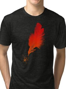 Red Quill Tri-blend T-Shirt