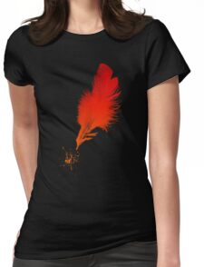Red Quill Womens Fitted T-Shirt