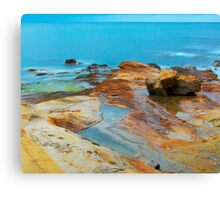 Mediterranean dawn Canvas Print