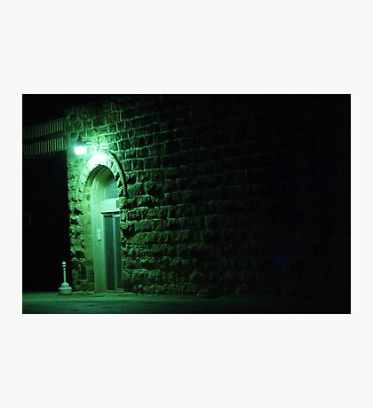 Mystery, Intrigue, and fascination Photographic Print