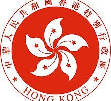 Emblem of Hong Kong by abbeyz71