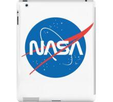 NASA Future Retro iPad Case/Skin