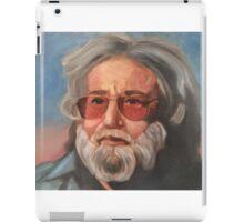 Jerry Garcia Portrait iPad Case/Skin