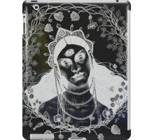 Sibylla - Negative iPad Case/Skin