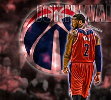 John Wall by allstargrafix