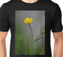 one yellow bloom Unisex T-Shirt