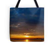 staten sunrise Tote Bag