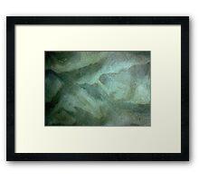 Natural Kaleidoscope Framed Print