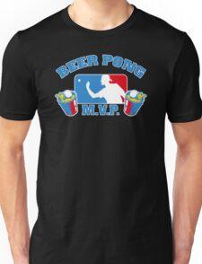Beer Pong mvp Funny TShirt Epic T-shirt Humor Tees Cool Tee Unisex T-Shirt