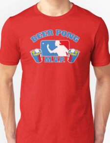 Beer Pong mvp Funny TShirt Epic T-shirt Humor Tees Cool Tee T-Shirt