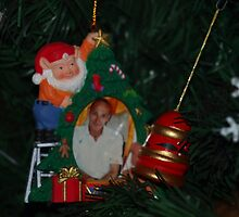 My Dad At ChristmasTime by sharon wingard