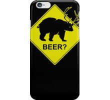 Beer Funny TShirt Epic T-shirt Humor Tees Cool Tee iPhone Case/Skin
