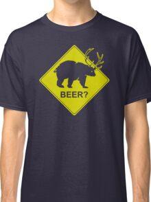 Beer Funny TShirt Epic T-shirt Humor Tees Cool Tee Classic T-Shirt
