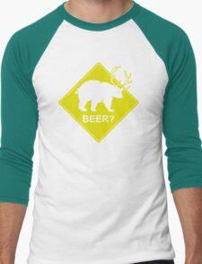 Beer Funny TShirt Epic T-shirt Humor Tees Cool Tee Men's Baseball ¾ T-Shirt