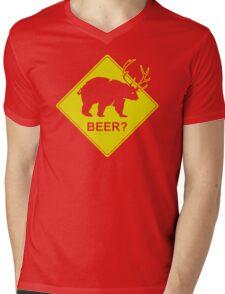 Beer Funny TShirt Epic T-shirt Humor Tees Cool Tee Mens V-Neck T-Shirt