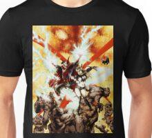 Dr. Strange and Magick battles agains Dormammu! Unisex T-Shirt