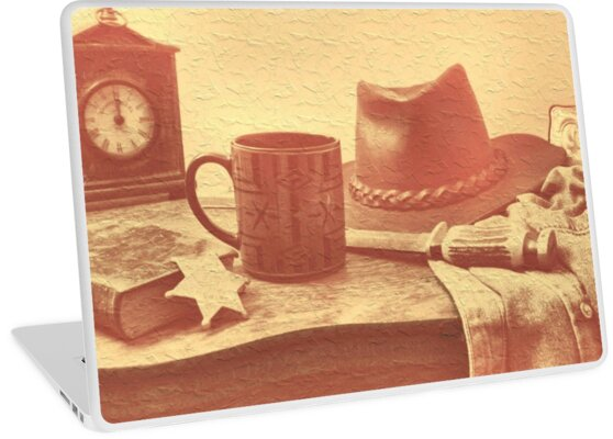 """""""'Bout Ready, Sheriff?'""""... prints and products by © Bob Hall"""