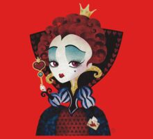 Queen of Hearts by sandygrafik