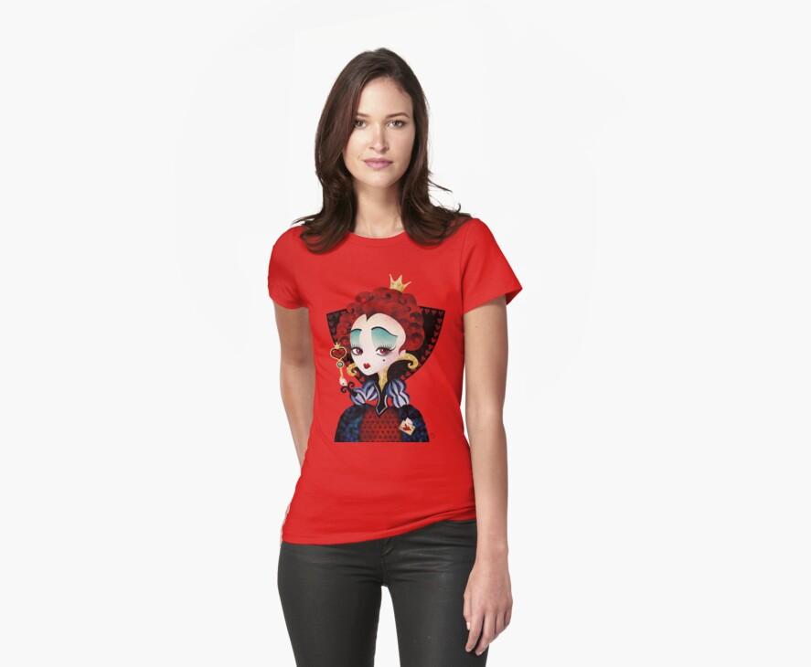 Queen of Hearts by sandygrafik