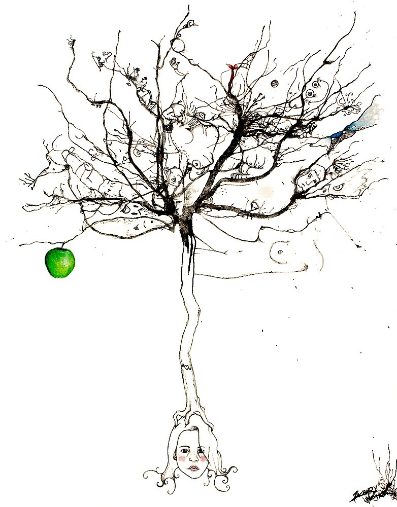 Tree of Thought by Zach Woomer
