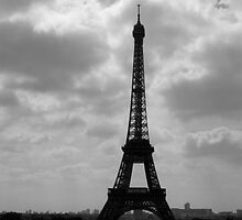 The Eiffel Tower by elorch91