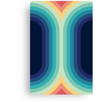 Retro Smooth 001 Canvas Print
