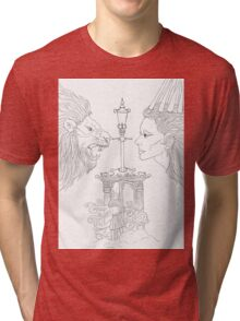 The Lion The Witch And The Wardrobe Tri-blend T-Shirt