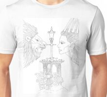 The Lion The Witch And The Wardrobe Unisex T-Shirt