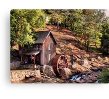 """Gresham Mill in October""... prints Canvas Print"