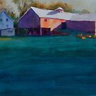 Evening Light by Dale Ziegler