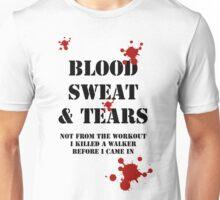Blood Sweat & Tears Unisex T-Shirt