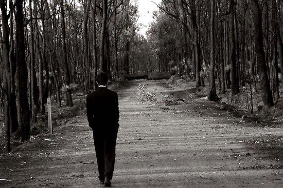 road to nowhere by Alex Mokrzycki