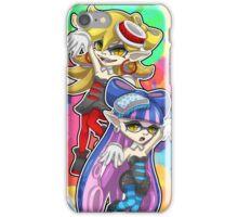 Squid angels - Splat! iPhone Case/Skin