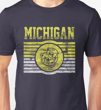 Darren Criss Fox Campaign: Michigan Wolverines Unisex T-Shirt