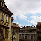 Town square in Prague by polanri