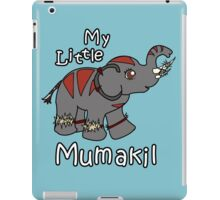 My little Mumakil iPad Case/Skin
