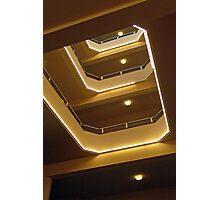 Art deco stairway Photographic Print