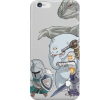 Another Monster Horde iPhone Case/Skin