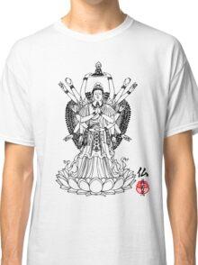 16 Arm Buddha Classic T-Shirt