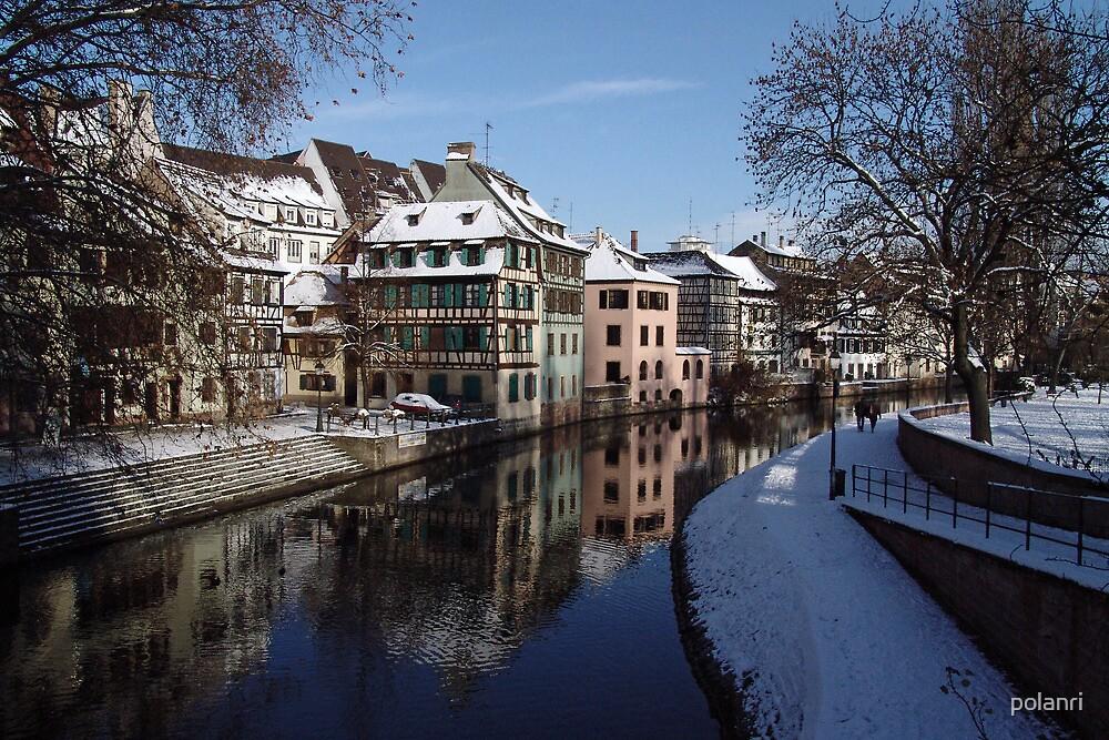 Strasbourg, tanners district by polanri