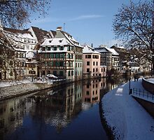 Strasbourg, tanners district by polanri