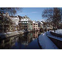 Strasbourg, tanners district Photographic Print