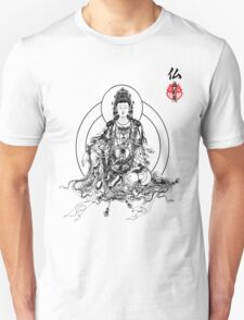 Floating Buddha T-Shirt