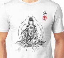 Floating Buddha Unisex T-Shirt