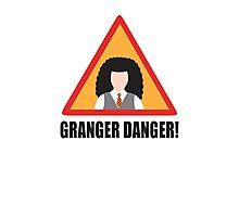Starkid: Granger Danger! Photographic Print