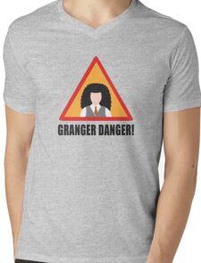 Starkid: Granger Danger! Mens V-Neck T-Shirt
